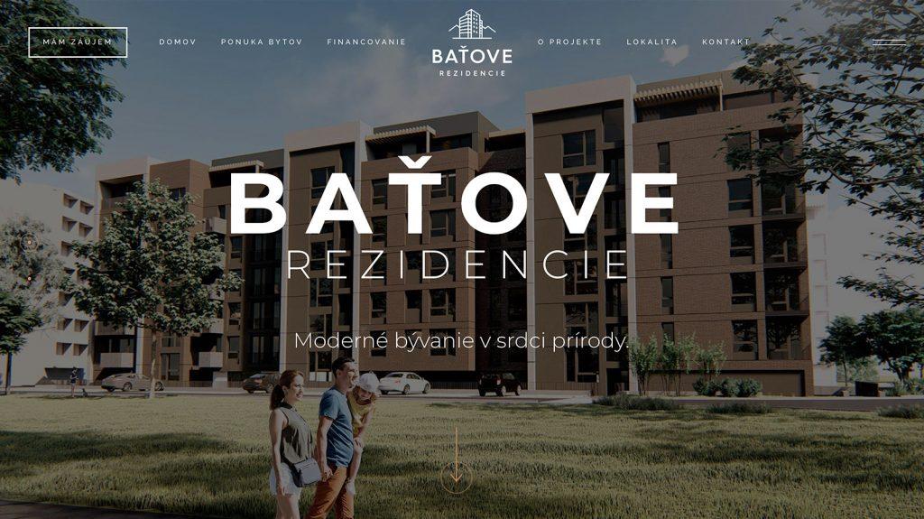 Baťove Rezidencie